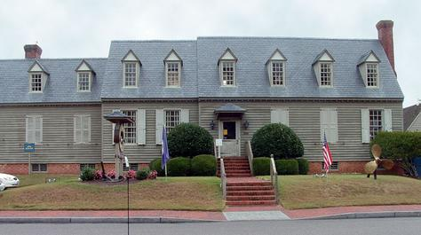 Watermen's Museum - Reception Sites, Ceremony Sites - 309 Water St, Yorktown, VA, 23690