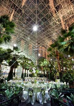 Crystal Gardens, Navy Pier - Reception Sites, Ceremony & Reception - 700 E Grand Ave, Chicago, IL, 60611