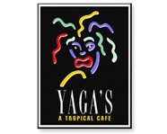 Yaga's Cafe - Restaurants, Attractions/Entertainment - 2314 Strand Street, Galveston, TX, United States