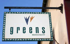 Greens Restaurant - Reception -