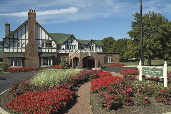 Chevy Chase Country Club - Grand Ballroom - Reception Sites - 1000 N Milwaukee Ave, Wheeling, IL, 60090