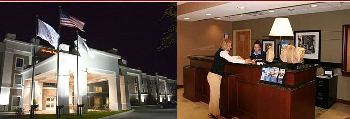 Hampton Inn & Suites - Hotels/Accommodations - 439 Pittsfield Rd, Lenox, MA, United States