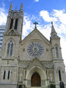 St Mary's Cathedral - Attraction - 203 E 10th St, Austin, TX, 78701