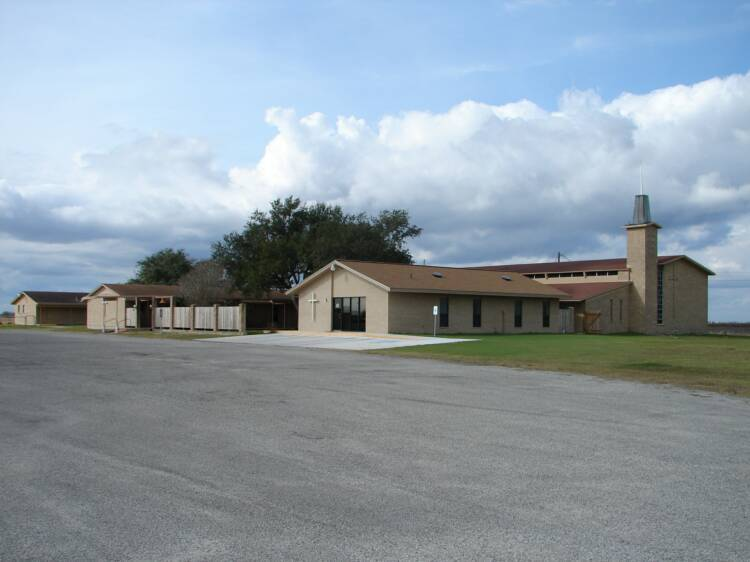 Salem Lutheran Church - Ceremony Sites - 2101 N Virginia Street, Port Lavaca, TX, 77979