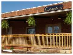 Rehearsal Dinner at Campania - Restaurant - 416 S Main St, Davidson, NC, 28036