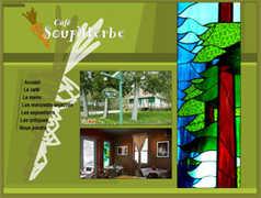 Café Soup'Herbe - Restaurant - 168 chemin d'Old Chelsea, Chelsea, QC, Canada