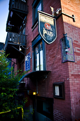 Manx The - Bars/Nightife, Restaurants - 370 Elgin Street, Ottawa, ON, Canada
