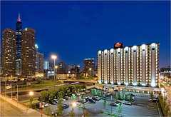 Crowne Plaza Hotel - Hotel - 733 W Madison St, Chicago, IL, United States