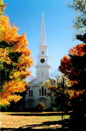 Thompson Congregational Church - Ceremony Sites - 347 Thompson Rd, Thompson, CT, 06277
