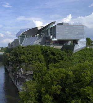 Hunter Museum Of American Art - Attractions/Entertainment, Reception Sites, Ceremony Sites - 10 Bluff View, Chattanooga, TN, United States