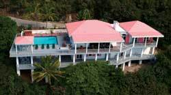 Vistaero Villa - Ceremony & Reception - Rendezvous Bay, USVI, 00830