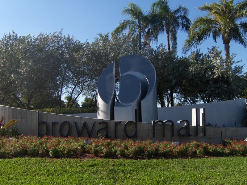 Broward Mall - Attractions/Entertainment, Shopping - 8000 W Broward Blvd # 834, Plantation, FL, United States