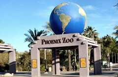 phoenix zoo - Sights to See - 455 N Galvin Pkwy, Phoenix, AZ, 85008, US