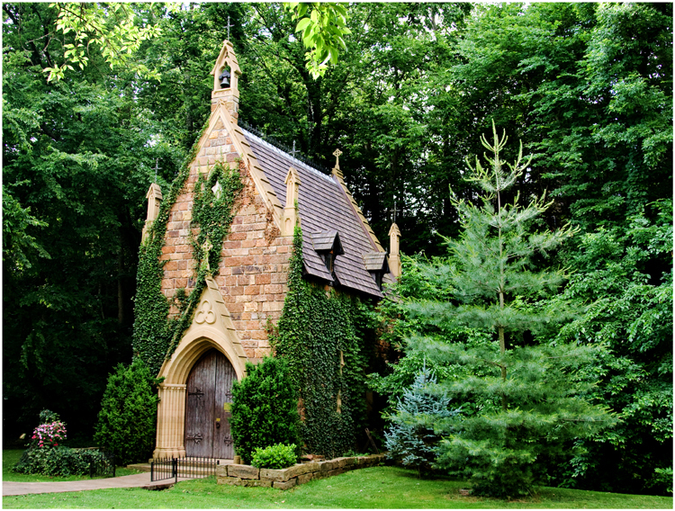St. Catherine's At Bell Gable - Ceremony Sites - 2140 North Stone Chapel Lane, Fayetteville, AR, United States