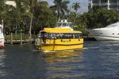 Water taxi - Entertainment - 651 Seabreeze Blvd, Fort Lauderdale, FL, 33316