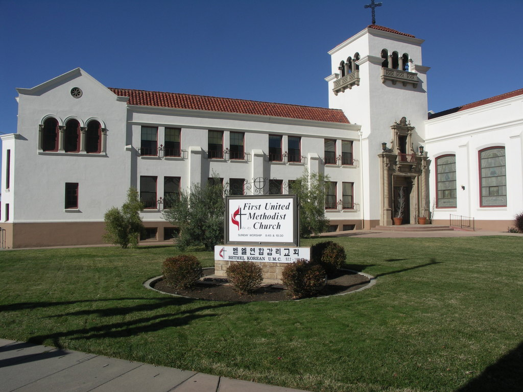First United Methodist Church - Ceremony Sites - 311 S Broadway, Santa Maria, CA, 93454