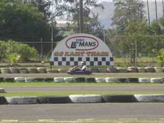 Le'Mans Go Kart Track - Attraction -