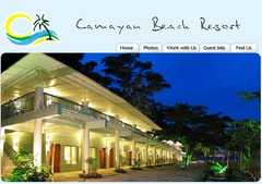 Camayan Beach Resort - Beach -