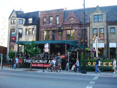 Galway Arms Irish Bar & Restaurant - Beer - 2442 North Clark Street, Chicago, IL, United States