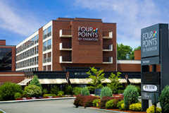 Four Point Sheraton - Hotel - 1125 Boston Providence Tpke, Norwood, MA, 02062-5001, US