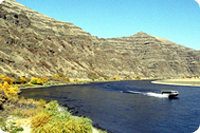 Beamers Hells Canyon Tours - Attraction - 1451 Bridge Street, Clarkston, Washington, 99403