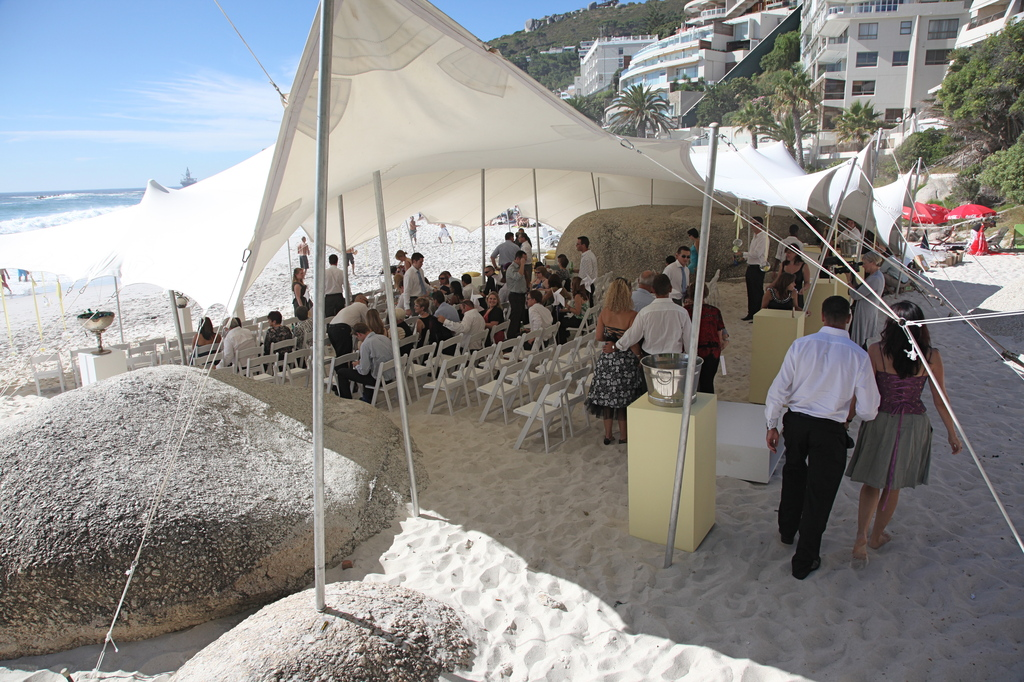 Clifton 4th Beach - Ceremony Sites - Cliff Rd, Cape Town 8005, Cape Town, Western Cape, ZA