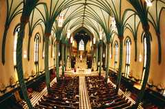 St. Xavier Church - Ceremony - 607 Sycamore St, Cincinnati, OH, 45202