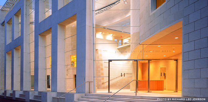 Jepson Center For The Arts - Reception Sites, Ceremony Sites, Attractions/Entertainment - 207 West York Street, Savannah, GA, United States