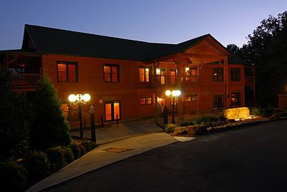 Gatlinburg Amazing Grace - Hotels/Accommodations, Reception Sites - 436 Smoky View Rd, Gatlinburg, TN, 37738