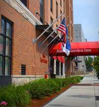 Hilton Garden Inn, Bloomington Indiana - Hotels/Accommodations - 245 North College Avenue, Bloomington, IN, United States