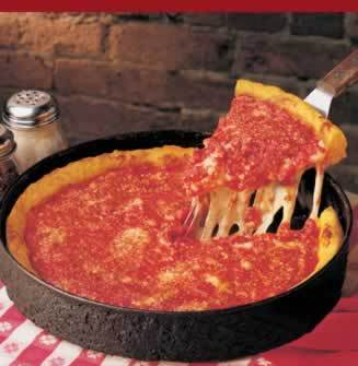 Giordano's Pizzeria: Jackson - Rehearsal Lunch/Dinner, Restaurants - 225 W Jackson Blvd, Chicago, IL, 60606, US