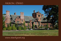 Stan Hywet Hall & Gardens - Ceremony - 714 N Portage Path, Akron, OH, United States