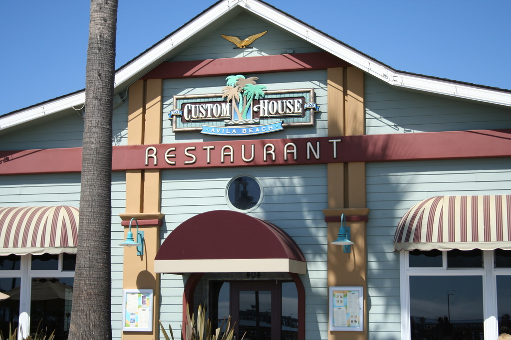 Custom House - Restaurants - 404 Front Street, Avila Beach, CA, United States