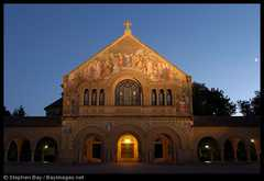 Stanford Wedding In April in Mountain View, CA, USA
