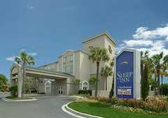 Sleep Inn - Charleston - Hotel - 1524 Savannah Highway, Charleston, South Carolina, 29407, USA