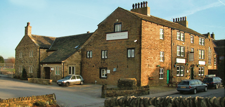 The White Hart At Lydgate - Ceremony Sites - 51 Stockport Road, Saddleworth, Oldham, OL4 4JJ