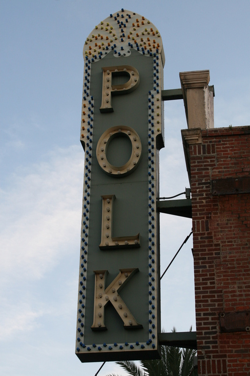 Polk Theatre - Ceremony Sites - 121 S Florida Ave, Lakeland, FL, 33801