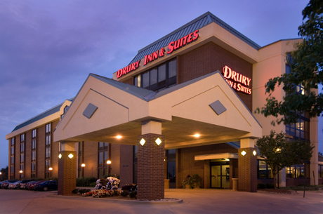 Drury Inn & Suites - Champaign - Hotels/Accommodations - 905 West Anthony Drive, Champaign, IL, United States