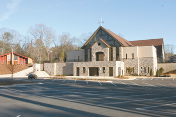 Immaculate Heart Of Mary Catholic Church - Ceremony Sites - 2855 Briarcliff Rd NE, Atlanta, GA, 30329