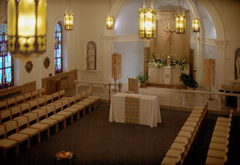 241385 L Academy Of The Holy Names Chapel Tampa FL
