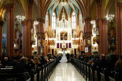 Holy Family Church - Ceremony - 1080 W Roosevelt Rd, Chicago, IL, 60608, US