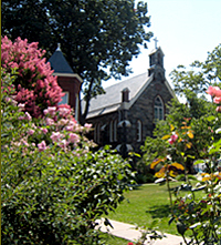 Grace Episcopal Church - Ceremony Sites - 1041 Wisconsin Ave NW, Washington, DC, 20007