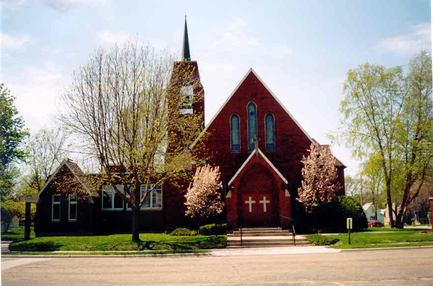 Fjeldberg Lutheran Church - Ceremony Sites - 209 N 2nd Ave, Huxley, IA, 50124