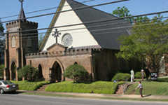 Saint Thomas Episcopal Church - Ceremony - 210 Church Street, Greenville, Alabama, 36037, United States