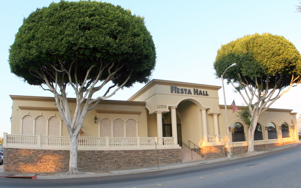 Fiesta Hall - Reception Sites - 12703 Philadelphia Street, Whittier, CA, United States