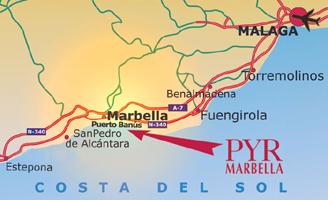 Pyr Aparthotel Marbella - Hotels/Accommodations - Avenida Rotary Intl S N, Marbella Puerto Banus, Spain
