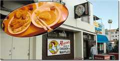 Roscoe's House of Chicken & Waffles - Restaurant - 1514 N Gower St, Los Angeles, CA, 90028