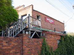 Backstreet Pub - Local Bar - Middle Alley, Beaufort, NC, 28516