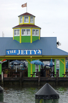 Jetty Restaurant & Dock Bar - After Party Sites - Wells Cove Rd, Grasonville, MD, 21638