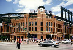 Coors Field - Coors Field - 2001 Blake St, Denver, CO, United States